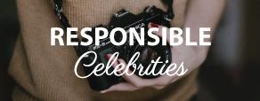 Permalink to: Responsible Celebrities